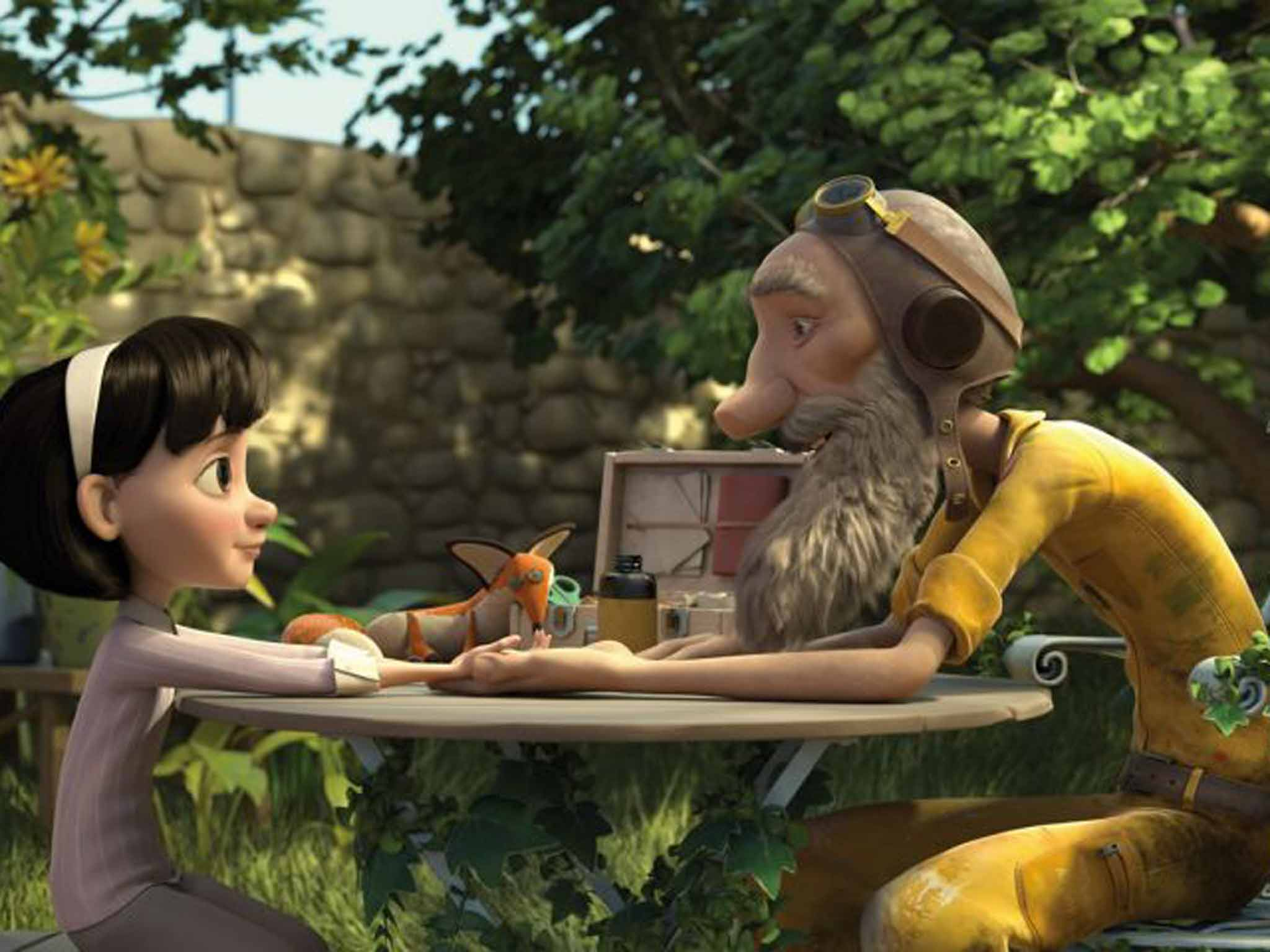 The Little Prince The New Film Of The Boy Who Fell To