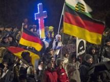 anti-Islam Protest Germany