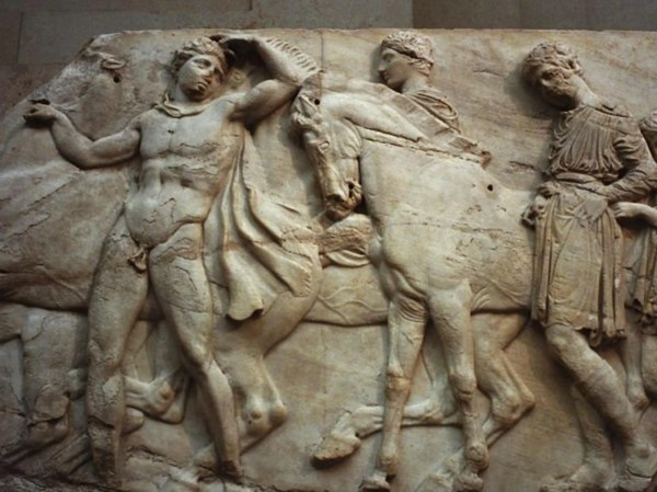 Brexit Revived Controversy Over Elgin Marbles