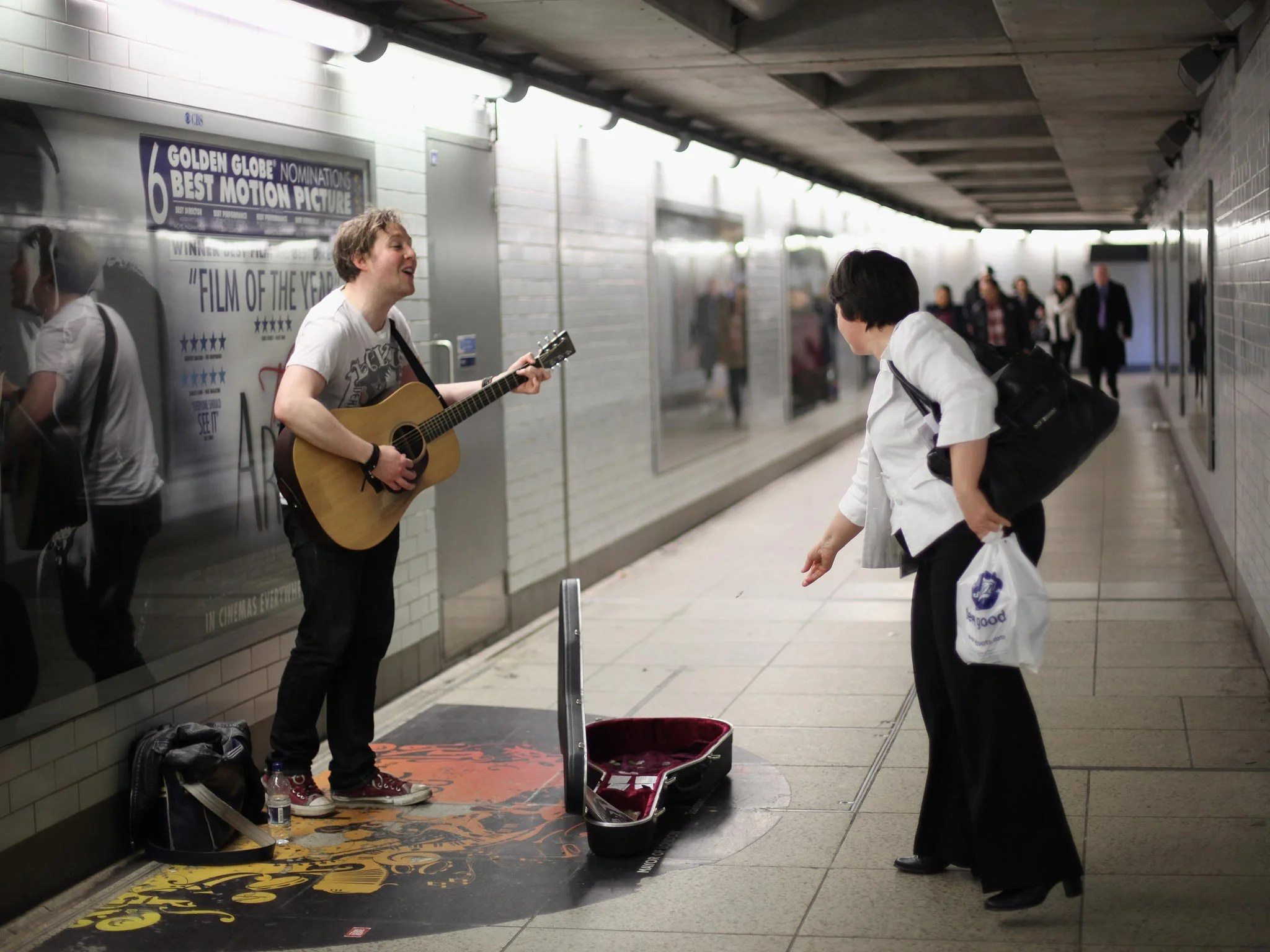 Boris Johnson Announces Busking Code Of Conduct To Cut Down On Renditions Of Stairway To