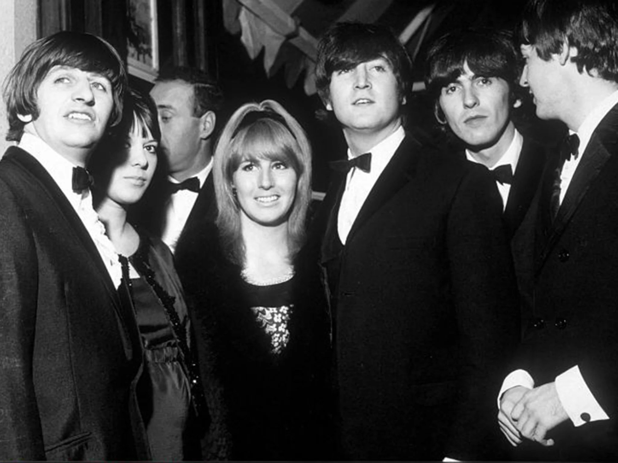 cynthia lennon the first