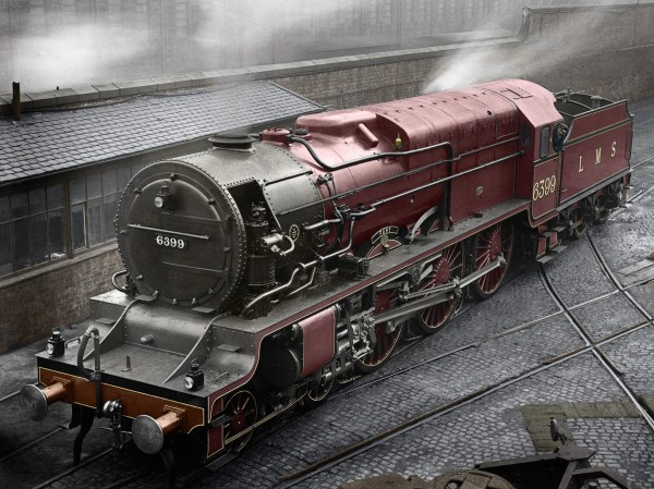 Steam Trains Suspended Signal Accident