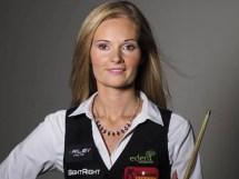 World Championship Snooker 2015 ' Fear Reanne Evans