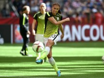 2015 FIFA Women's World Cup Alex Morgan