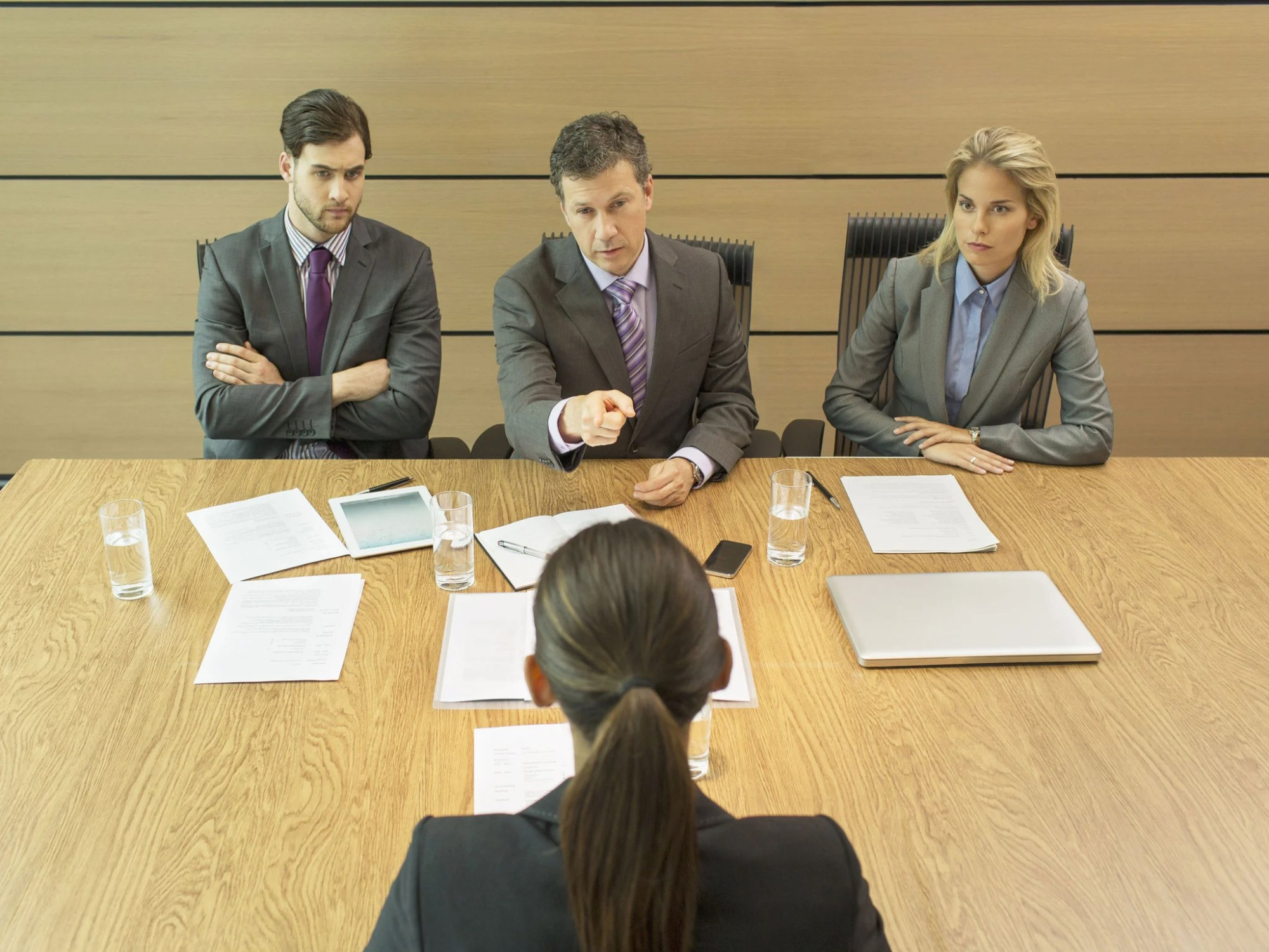 hight resolution of candidates are facing tougher and weirder questions than ever in job interviews