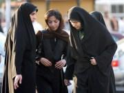 iranian women cut hair