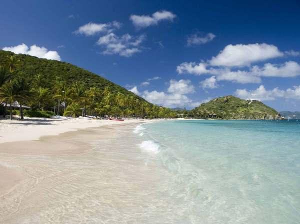 Tortola British Virgin Islands Beaches
