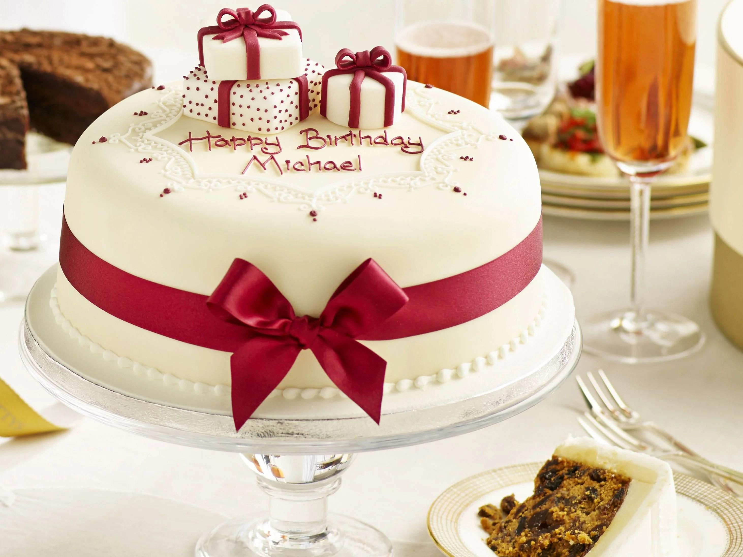 11 Best Birthday Cakes