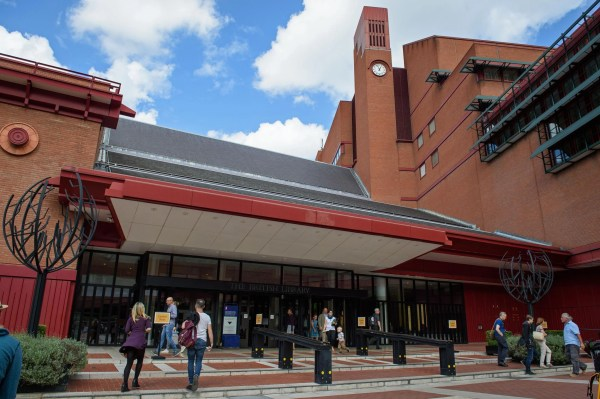 British Library Evacuated Reports Of Large Emergency
