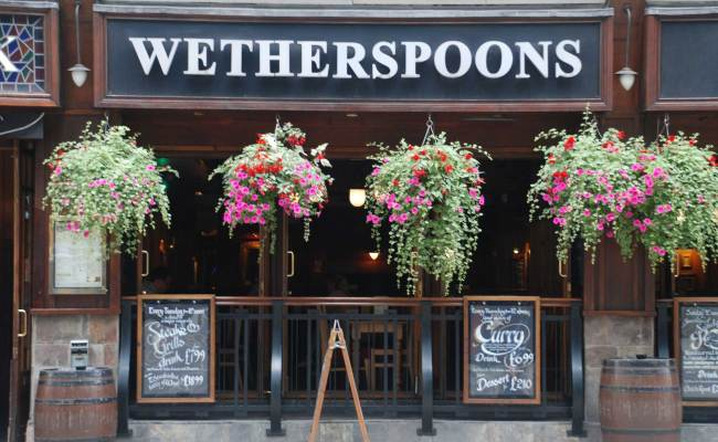 Wetherspoons To Scrap Roast Dinners Final Sunday Dinner