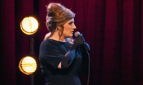 Adele Impersonating Clip Breaks Record Bbc'