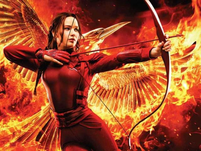 Image result for Hunger Games