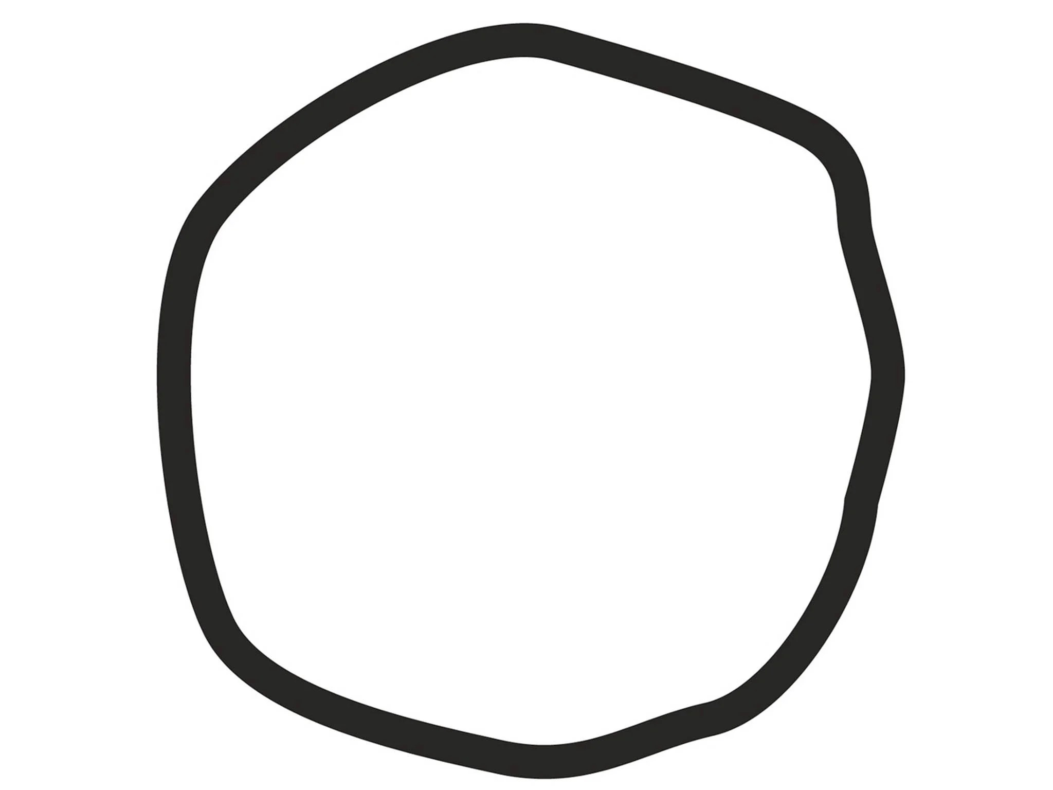 Is this a circle? Your answer could reveal your political