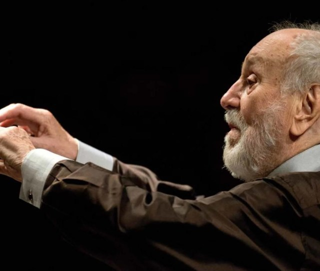 Kurt Masur Who Was The Iconic Musician And How Did He Become A Powerful Political Figure In East Germany The Independent