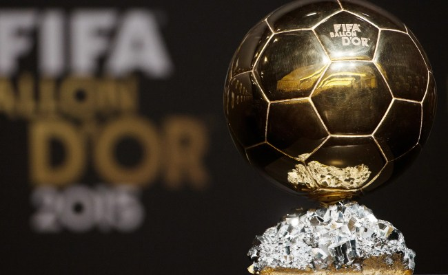 Ballon D Or 2015 As It Happened Lionel Messi Beats