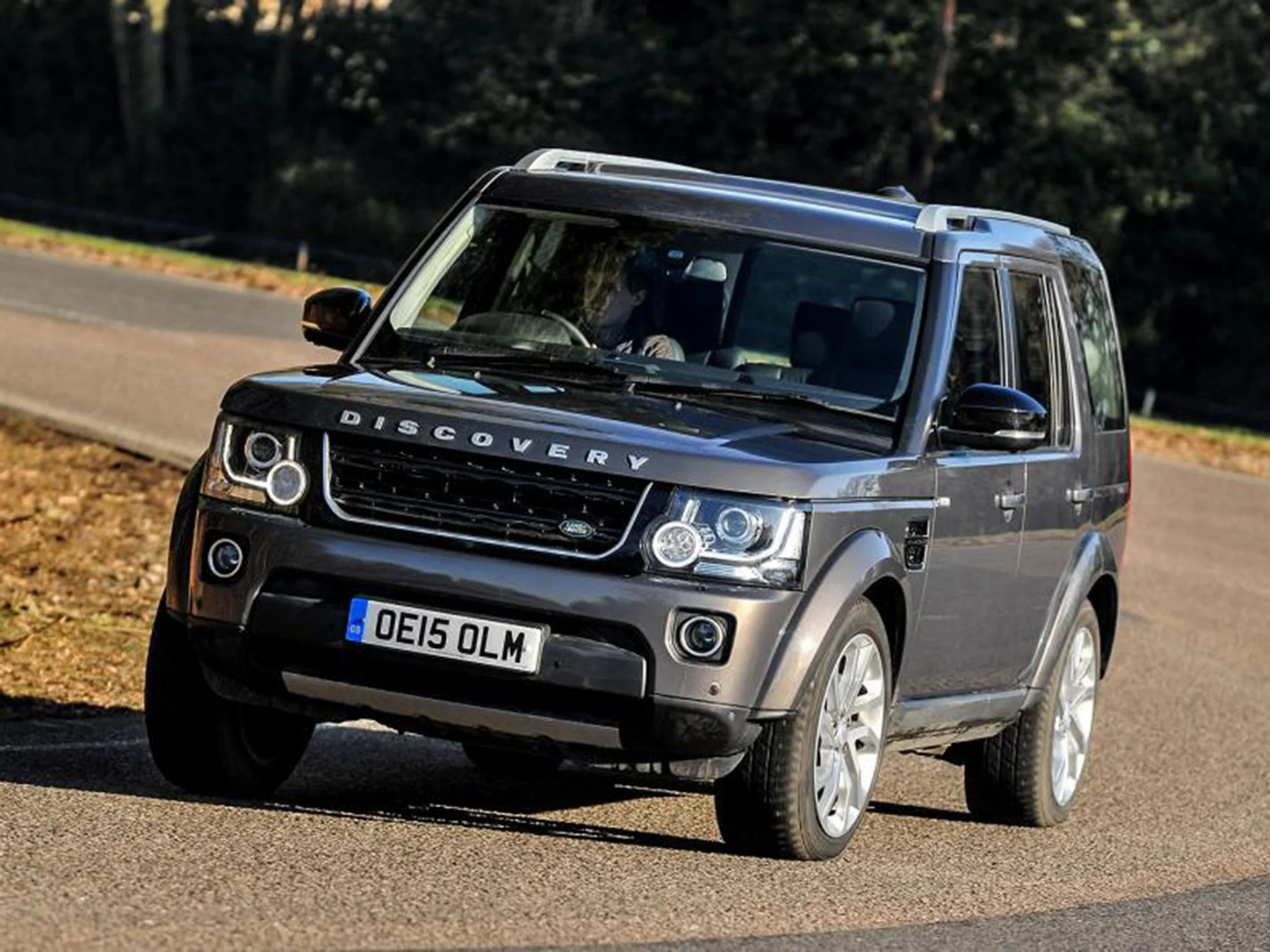 Land Rover Discovery Landmark car review Level of luxury and