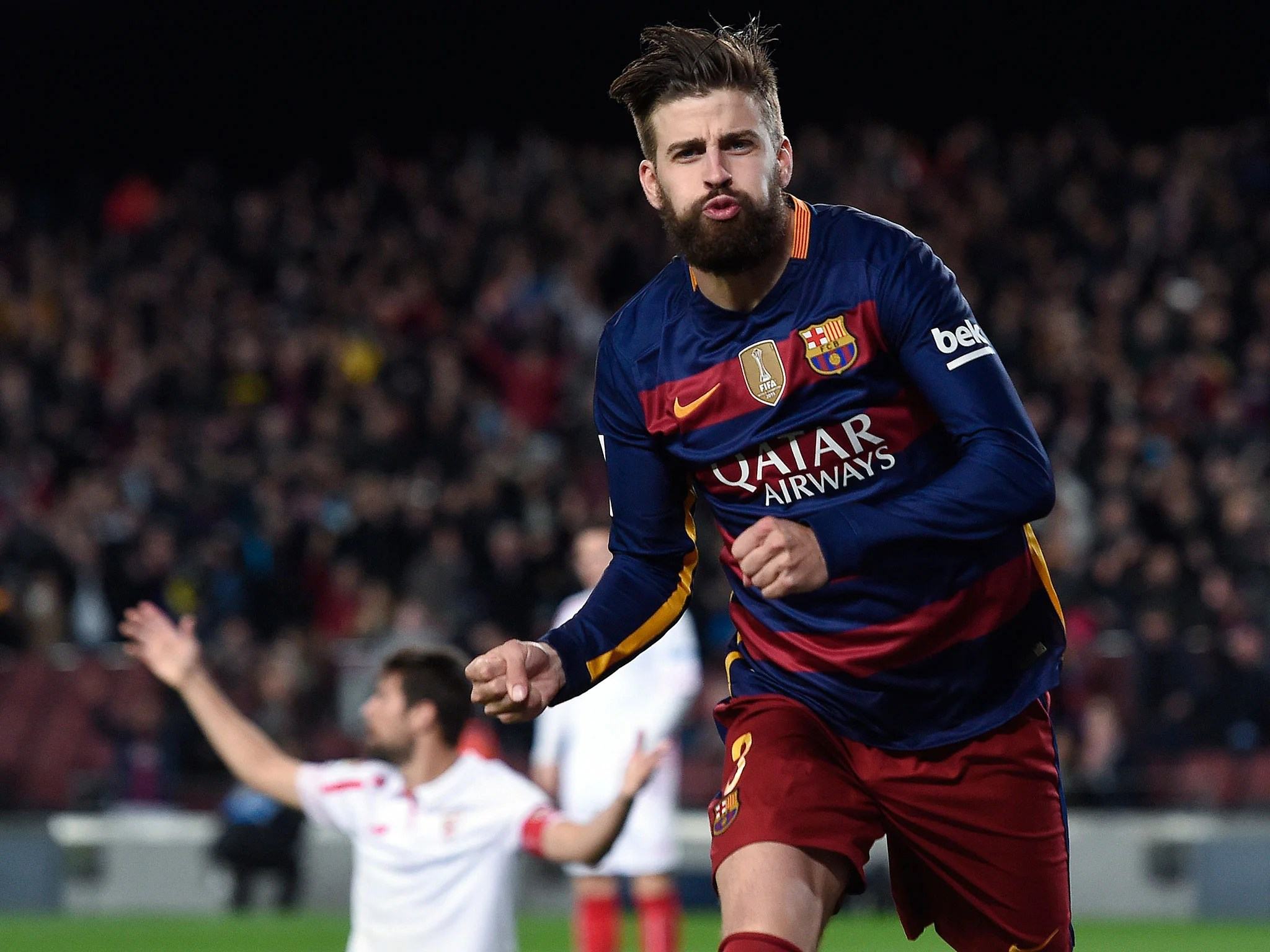 Gerard Pique to Manchester City: Barcelona defender will