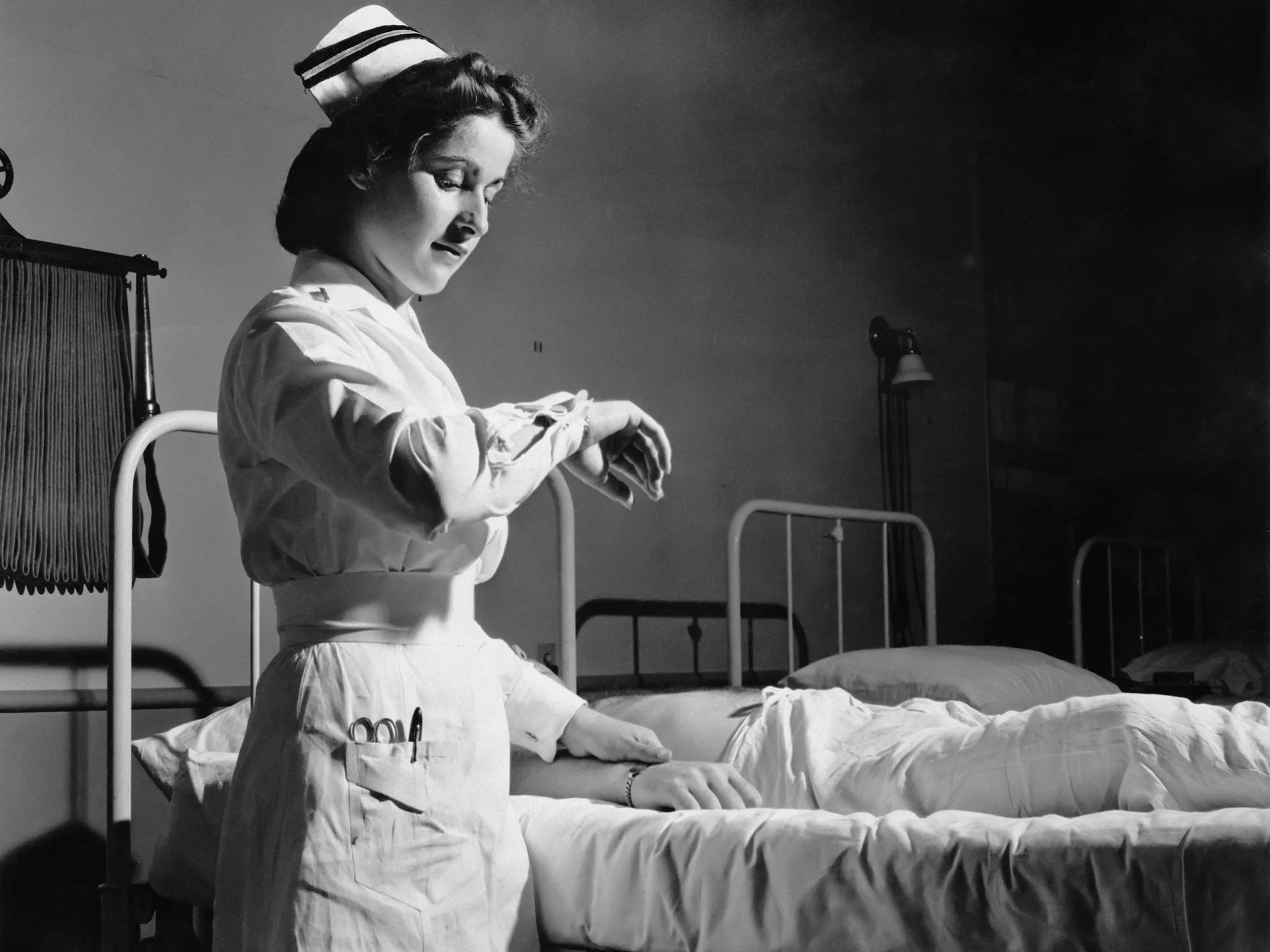 LGBT rights The brave nurses who supported people who