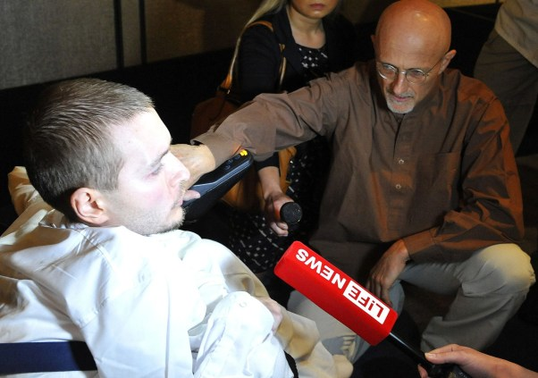 Image result for Valery Spiridonov 33-year-old Russian and Doctor Canavero Sergio