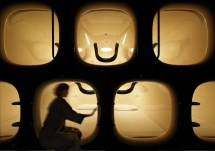 Airport Sleeping Pods Snooze Stopover
