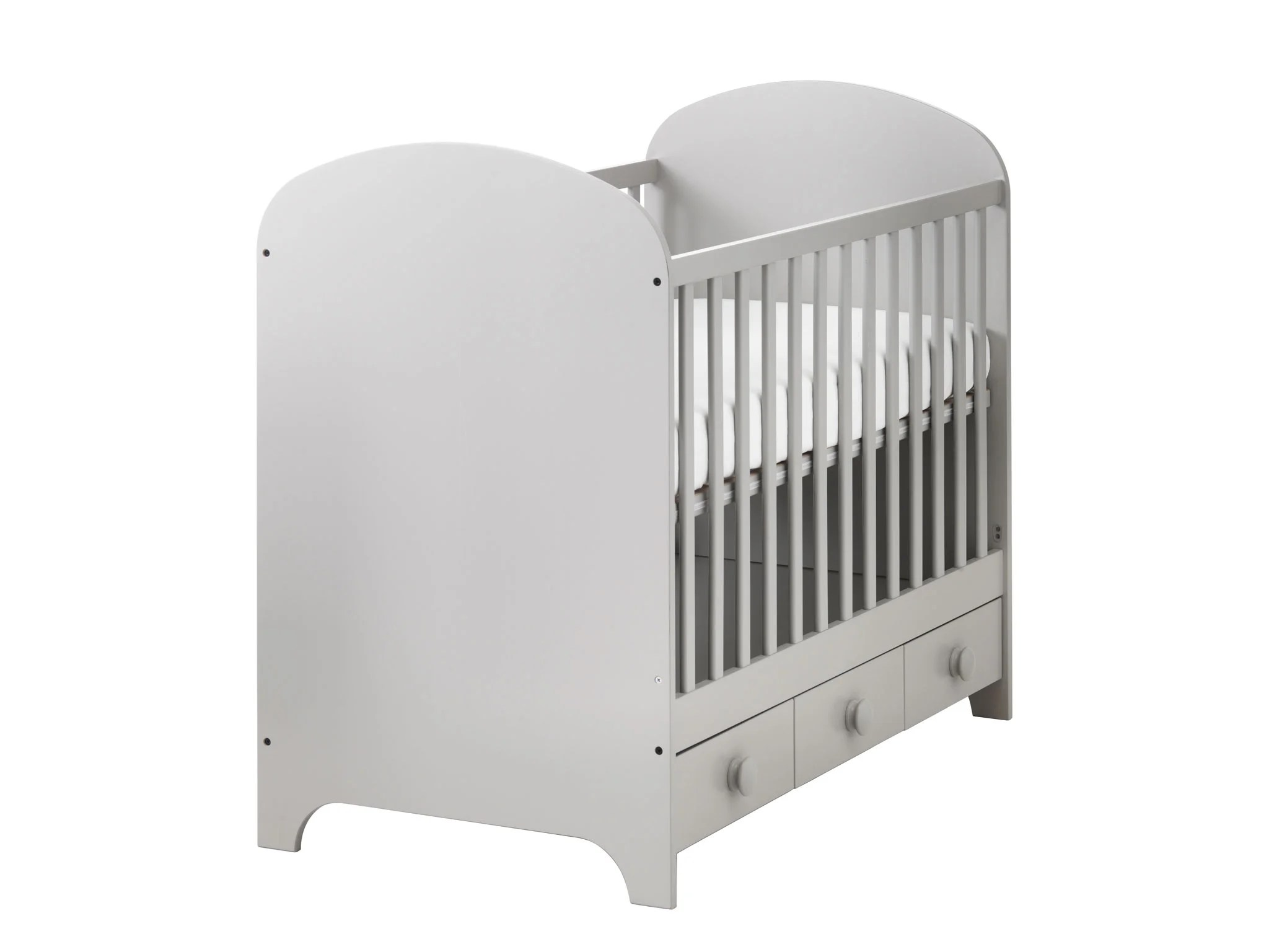 bitty baby high chair shapes thomas jefferson swivel furniture white crib canopy and modern wooden child design