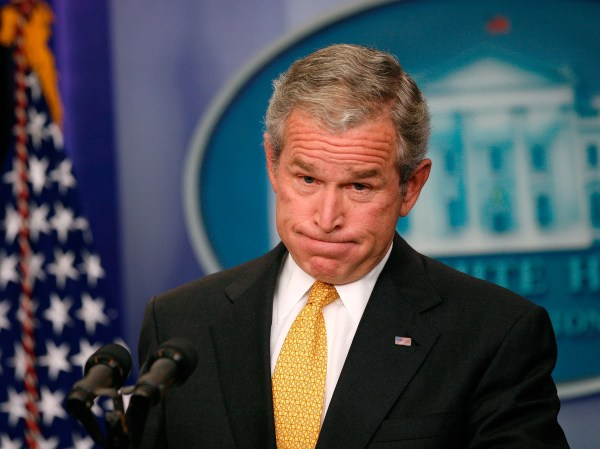20 President Bush Confused Face Pictures And Ideas On Meta Networks