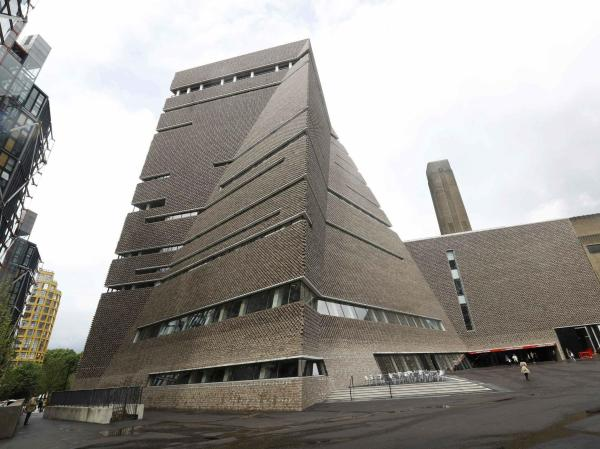 Tate Modern Reveals Switch House Extension Of Public Opening Culture