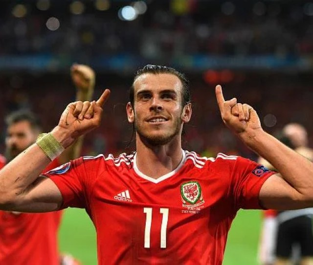 Wales Vs Portugal Gareth Bale More At Ease With Carrying Nations