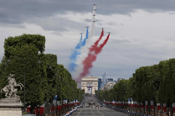 Bastille Day And National Holiday