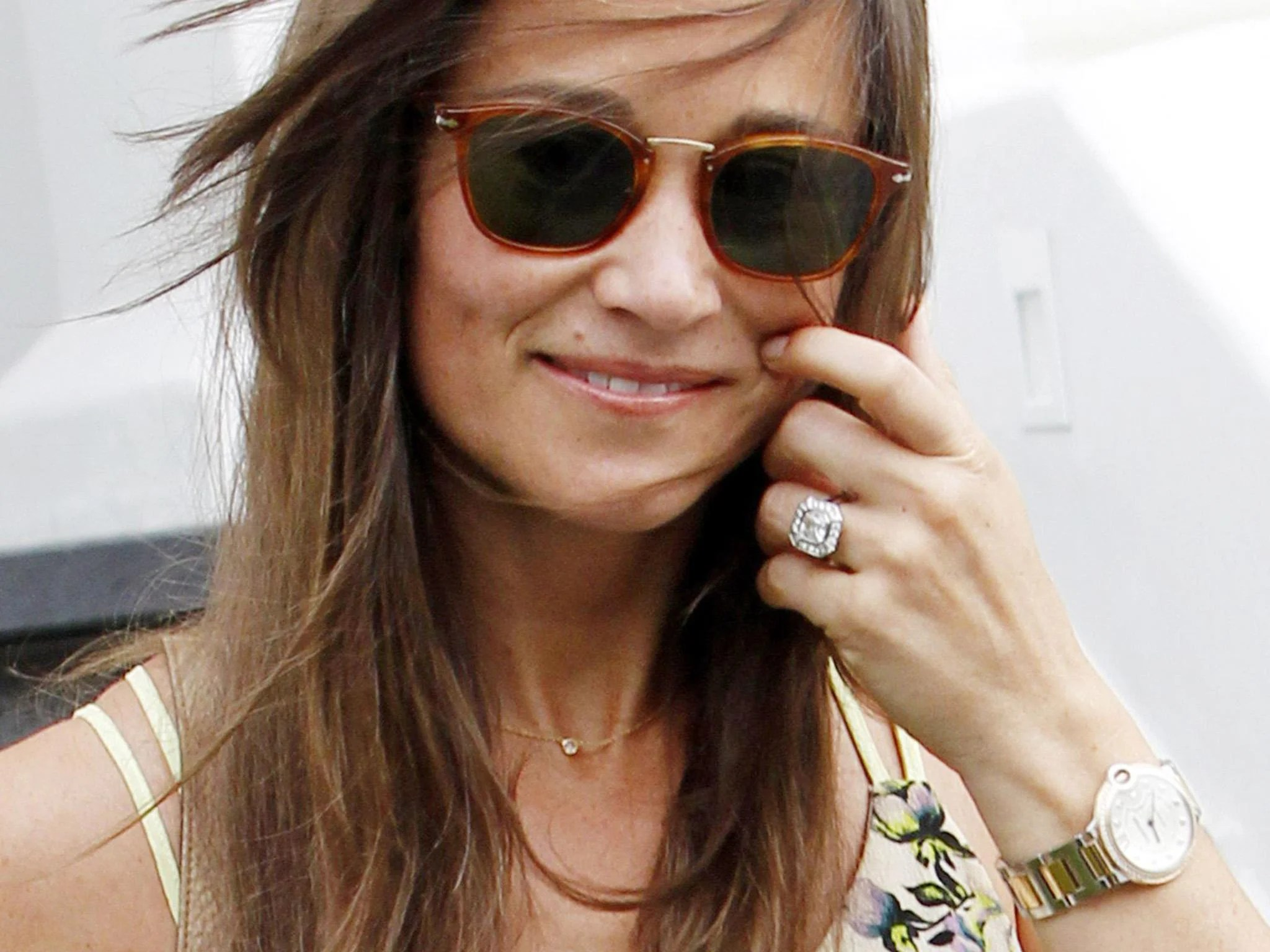 Pippa Middletons 250000 Engagement Ring Is Nothing More