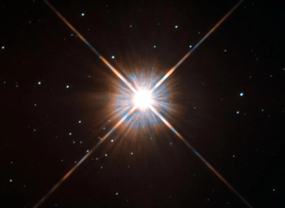 The hidden planet may be in orbit around the star closest to our sun, scientists say