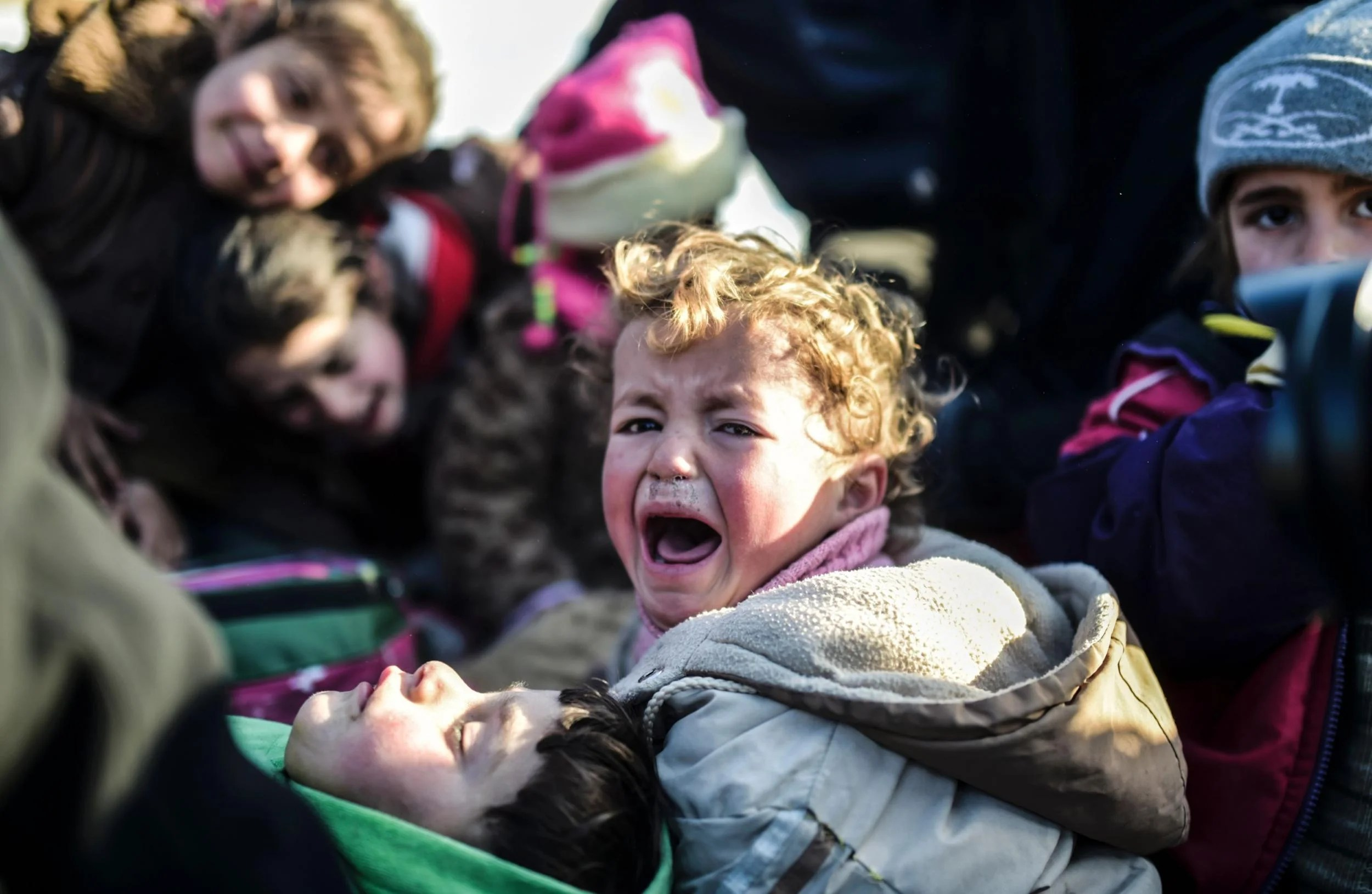 Girl Died Boy Crying Wallpaper Alan Kurdi Anniversary 8 Charts That Show How The Refugee