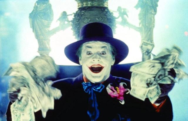Image result for jack nicholson joker