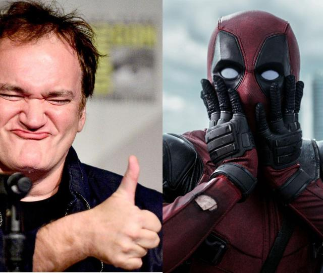 Fans Petition For Quentin Tarantino To Direct Deadpool 2