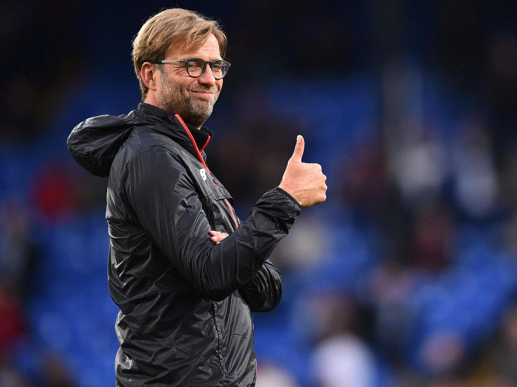 Wayne Rooney Liverpool Manager Jurgen Klopp Recalls Being