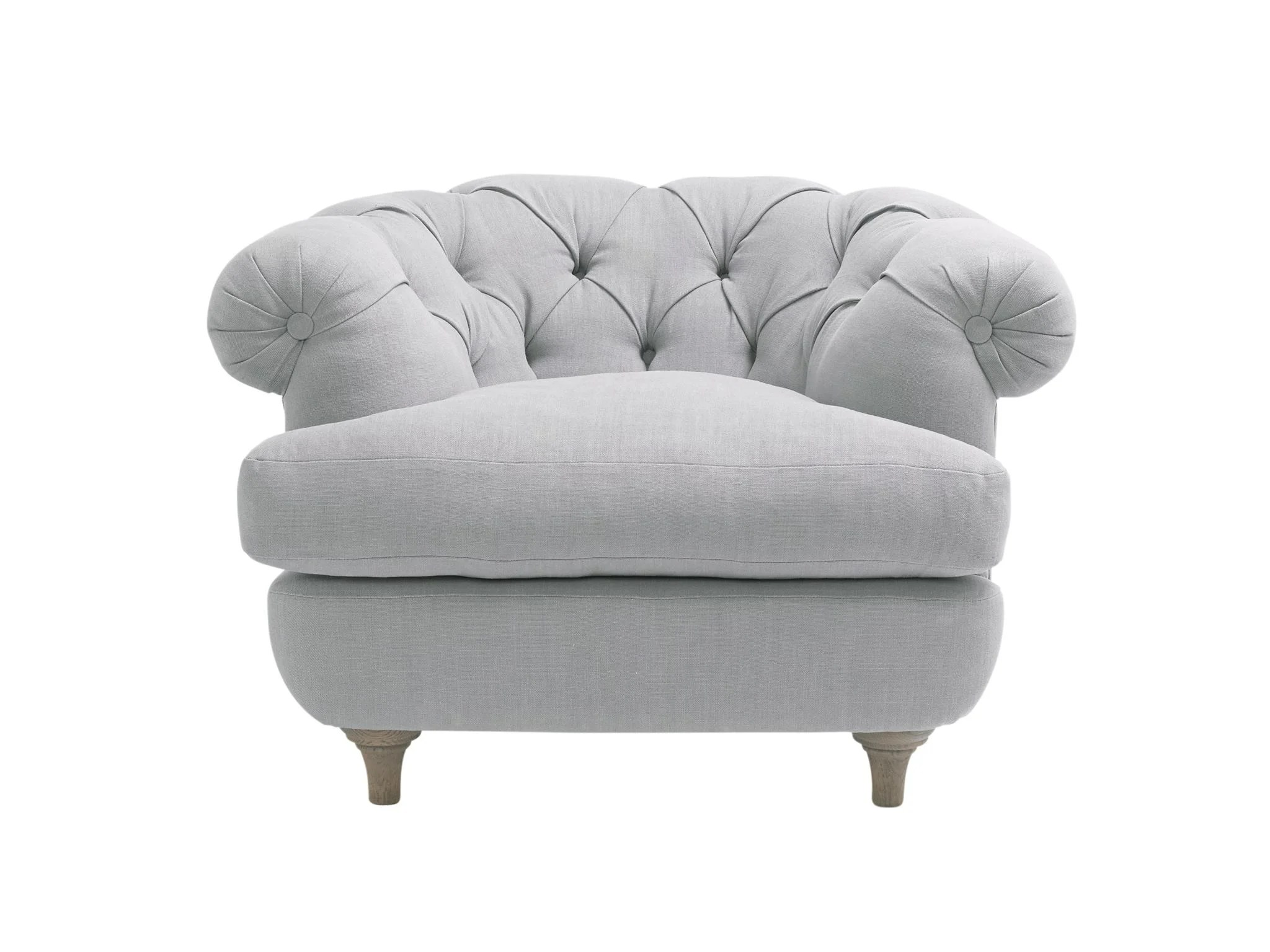 tv chair ikea batman for adults 10 best armchairs the independent as with all of loaf s sofas and swagamuffin has exaggerated dimensions that give it a cosy overly plump appearance