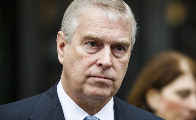 Prince Andrew Denies Rift With Prince Charles Over Future