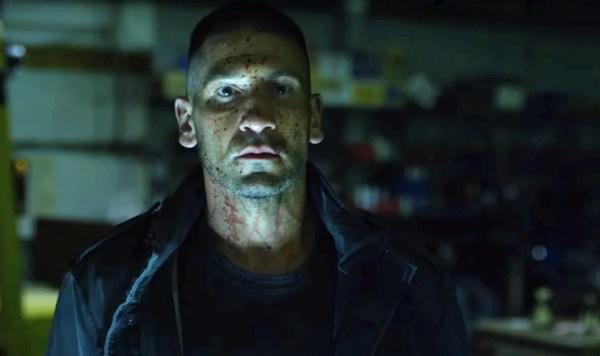 Jon Bernthal in The Punisher op Netflix België