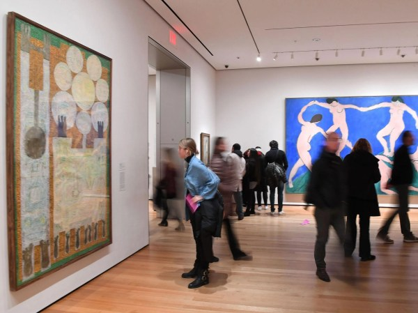 Moma Replaces Picasso And Matisse With Artists
