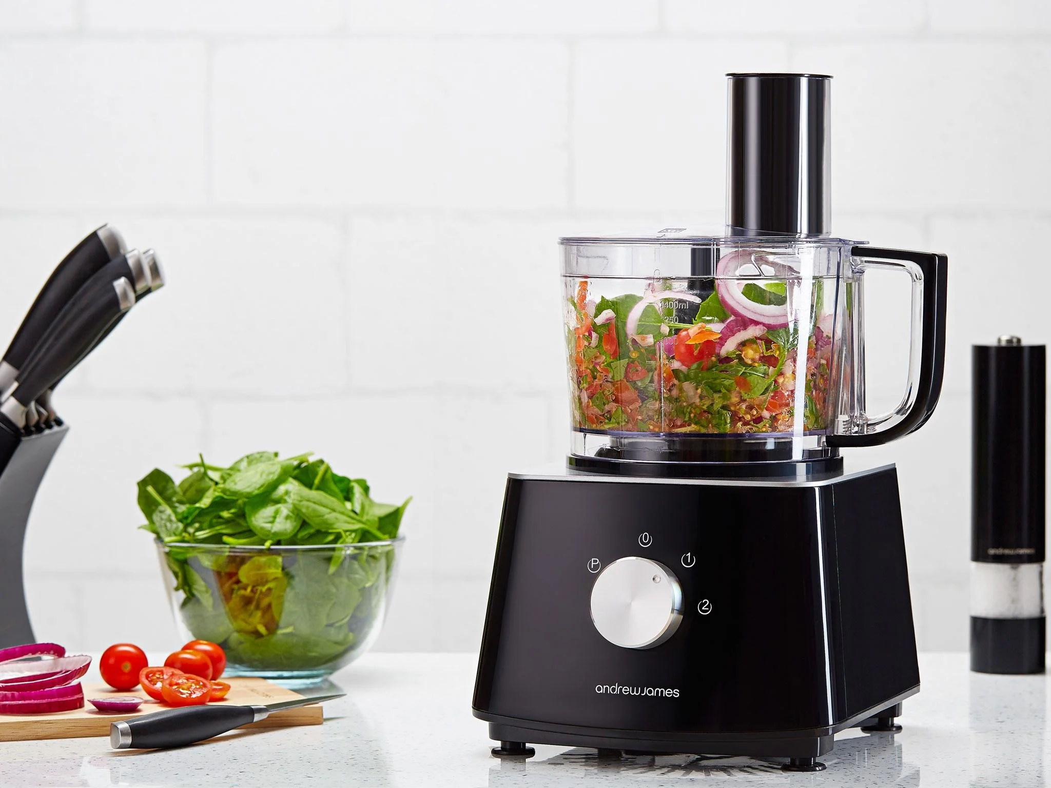 kitchen aid blenders cutting gloves for 9 best food processors | the independent