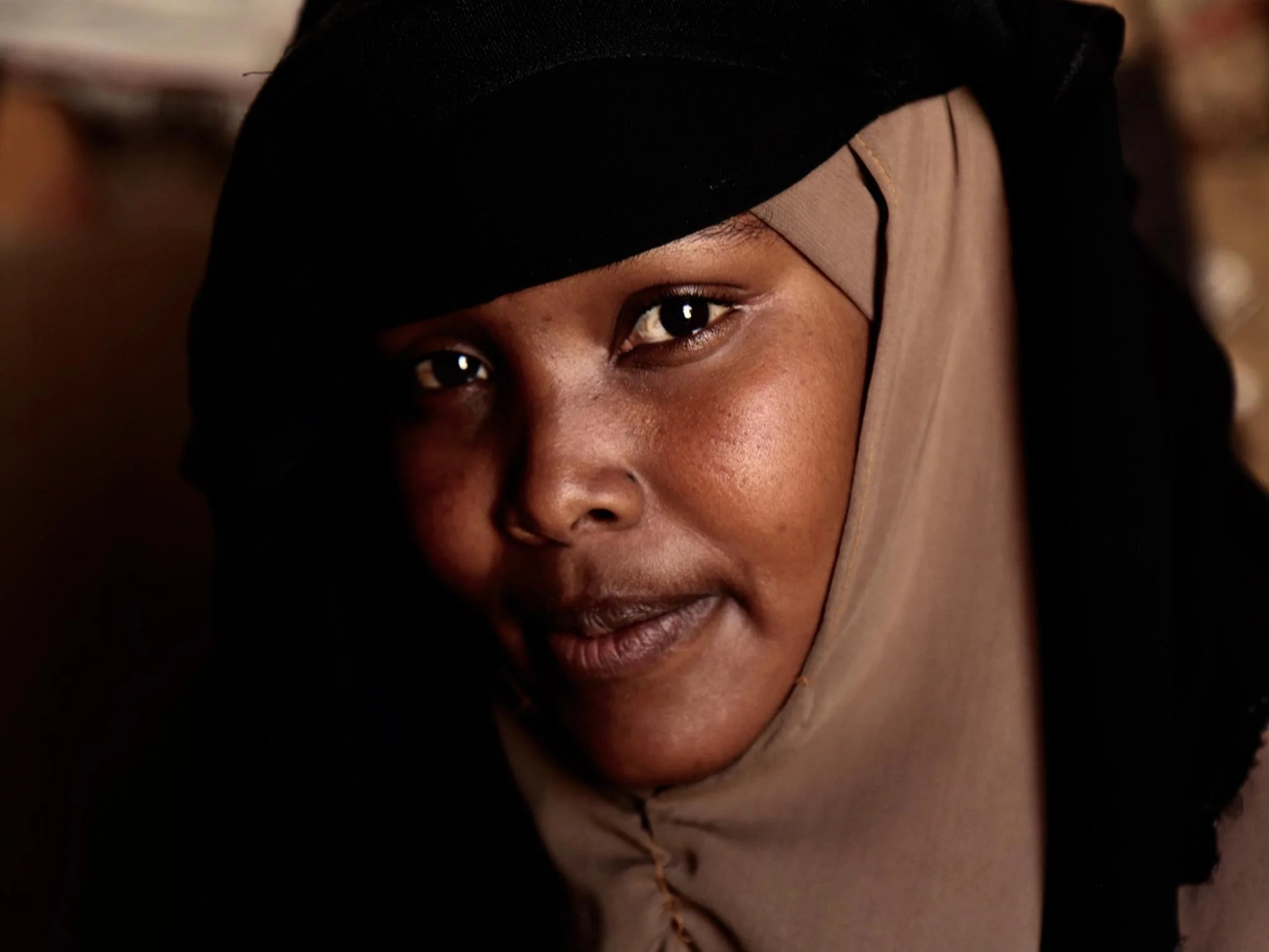 In Somaliland women are being raped as a result of