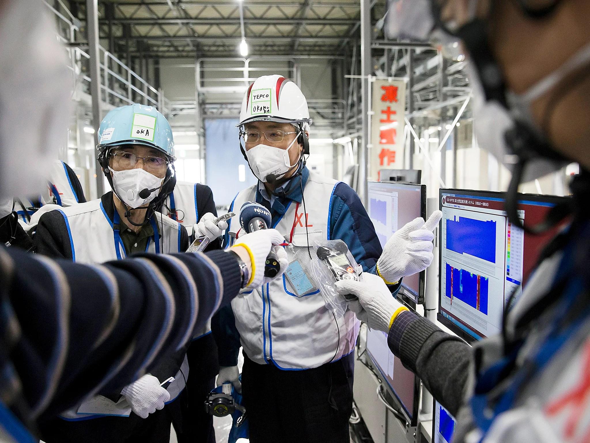 fukushima nuclear disaster lethal