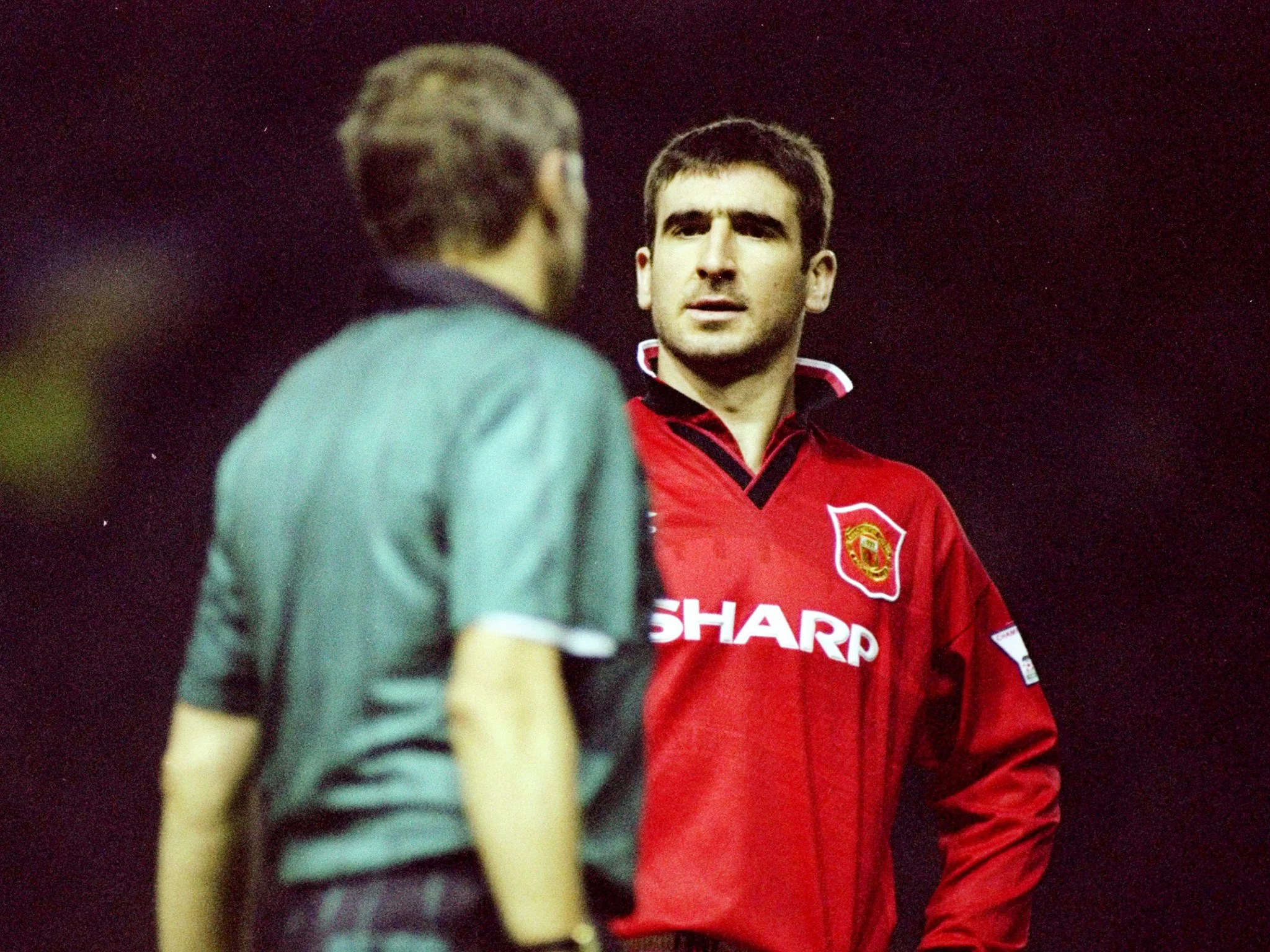 Showing editorial results for eric cantona. Manchester United legend Eric Cantona names former ...