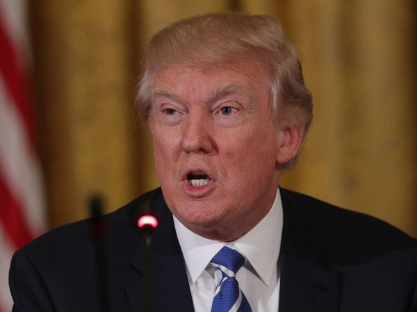 donald trump to become first president-the independent - HD2048×1536