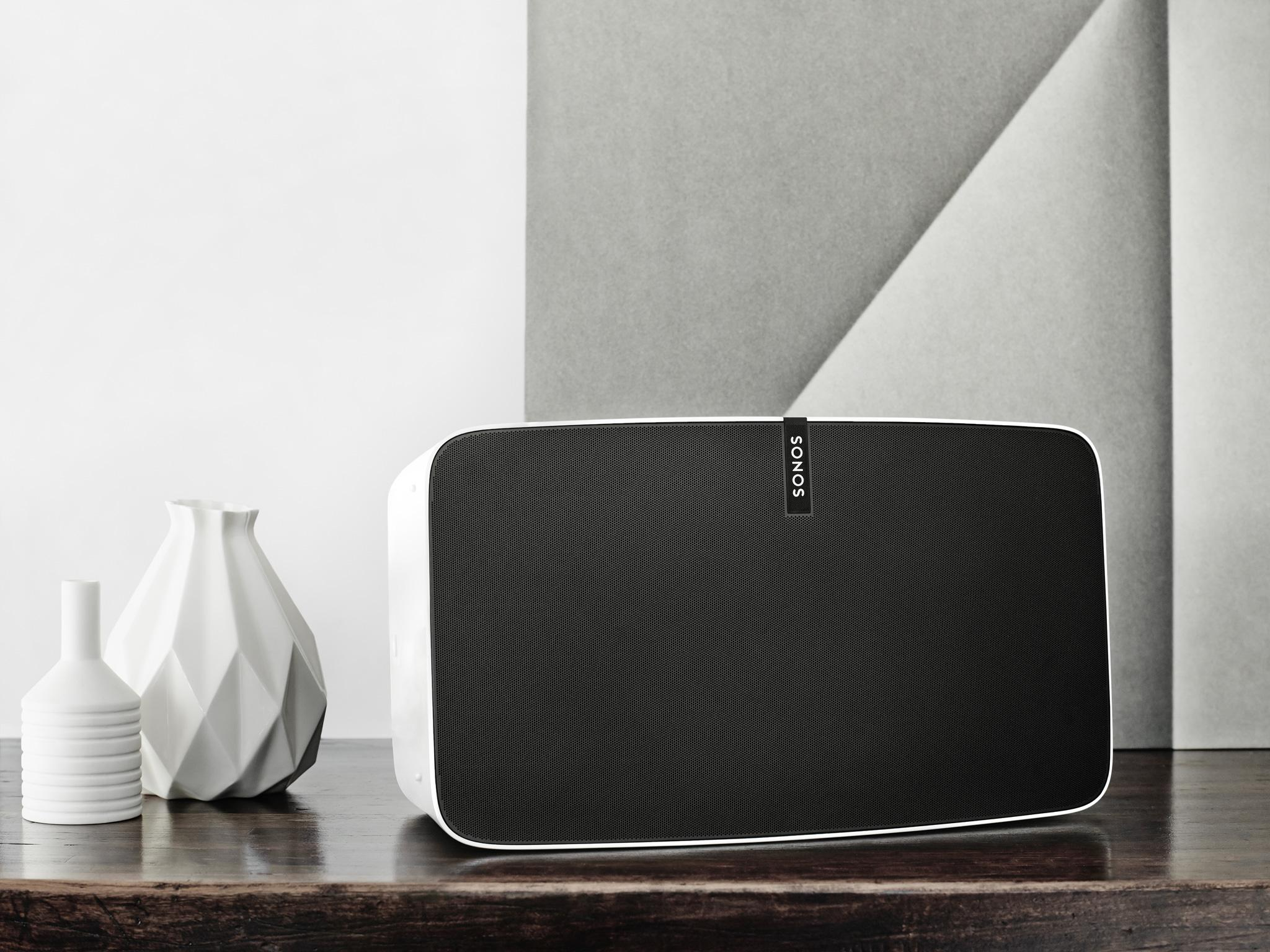kitchen speakers how much is a remodel 10 best multi room the independent beyond wifi and bluetooth look out for spotify connect when choosing speaker which