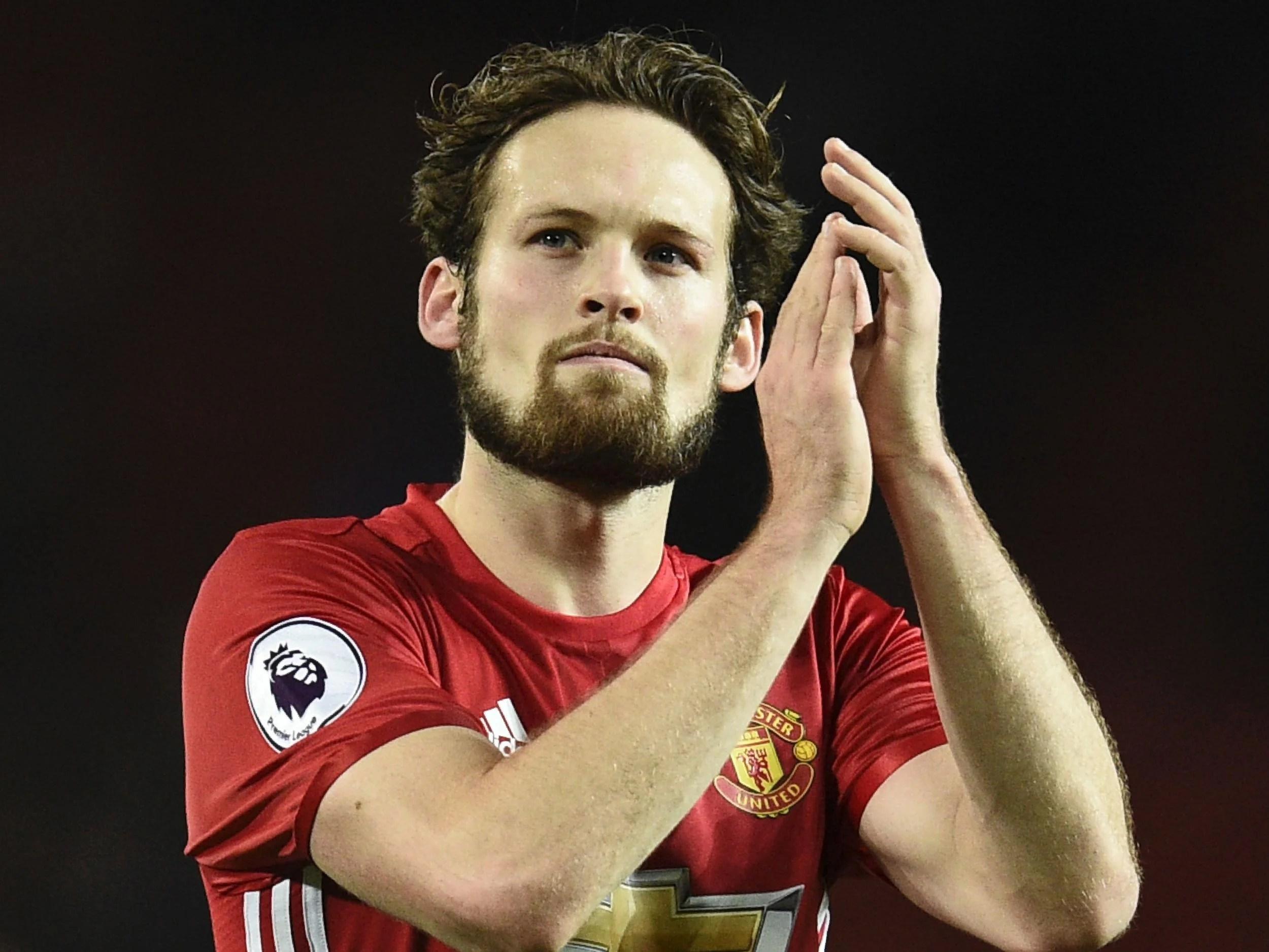 Manchester Uniteds Daley Blind a target for former club