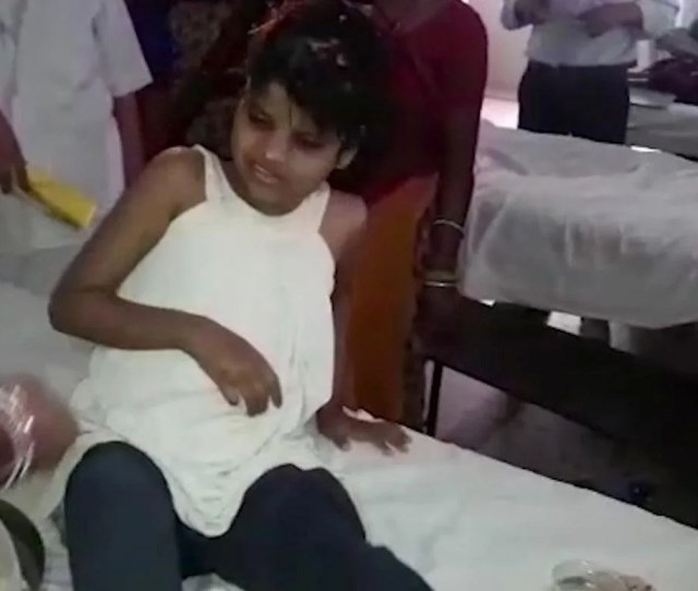 Mowgli Girl Found In Indian Forest Living Wild With Monkeys And Behaving Like A Primate The Independent