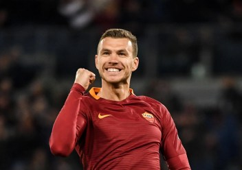 Edin Dzeko, Manchester City's forgotten man, on 'smart' football ...