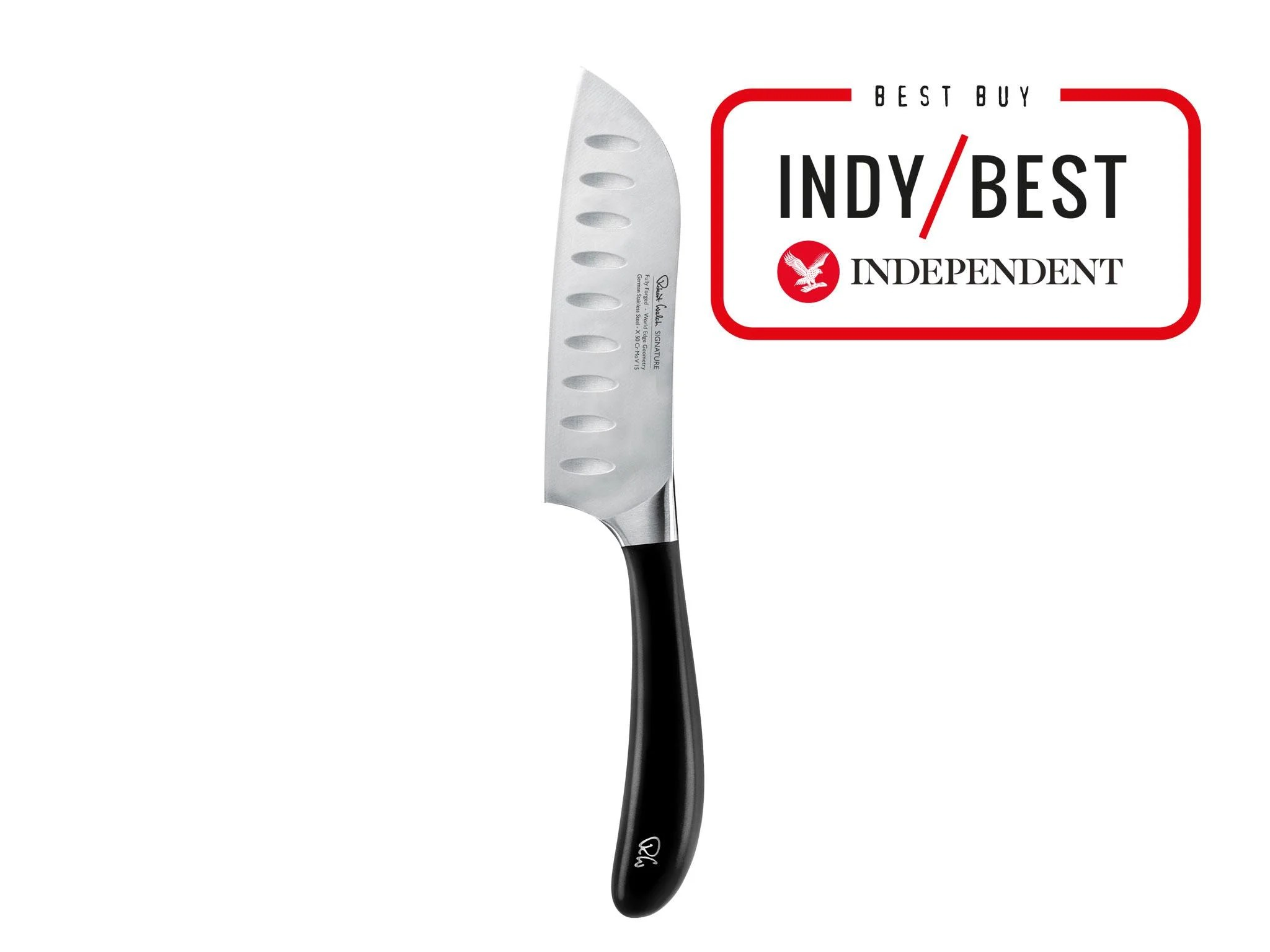 kitchen utility knife walmart decor 10 best knives the independent robert welch signature santoku 14cm 46