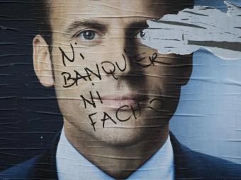 'Neither banker nor fascist': France decides